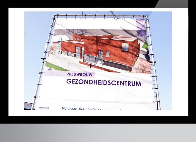 Eemnes: start bouw Gezondheidscentrum
